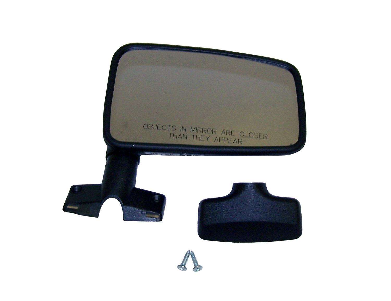 Crown Automotive Automotive 55016210 Door Mirror  RH(Passenger) Side  For Use w/Full Hard Doors  Manual Mirrors at Sears.com