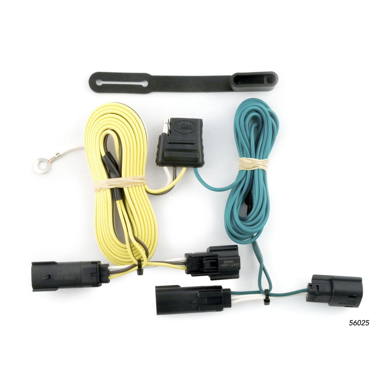 Fits 4 Way Trailer Hitch Wiring Light Kit Plug N Play T