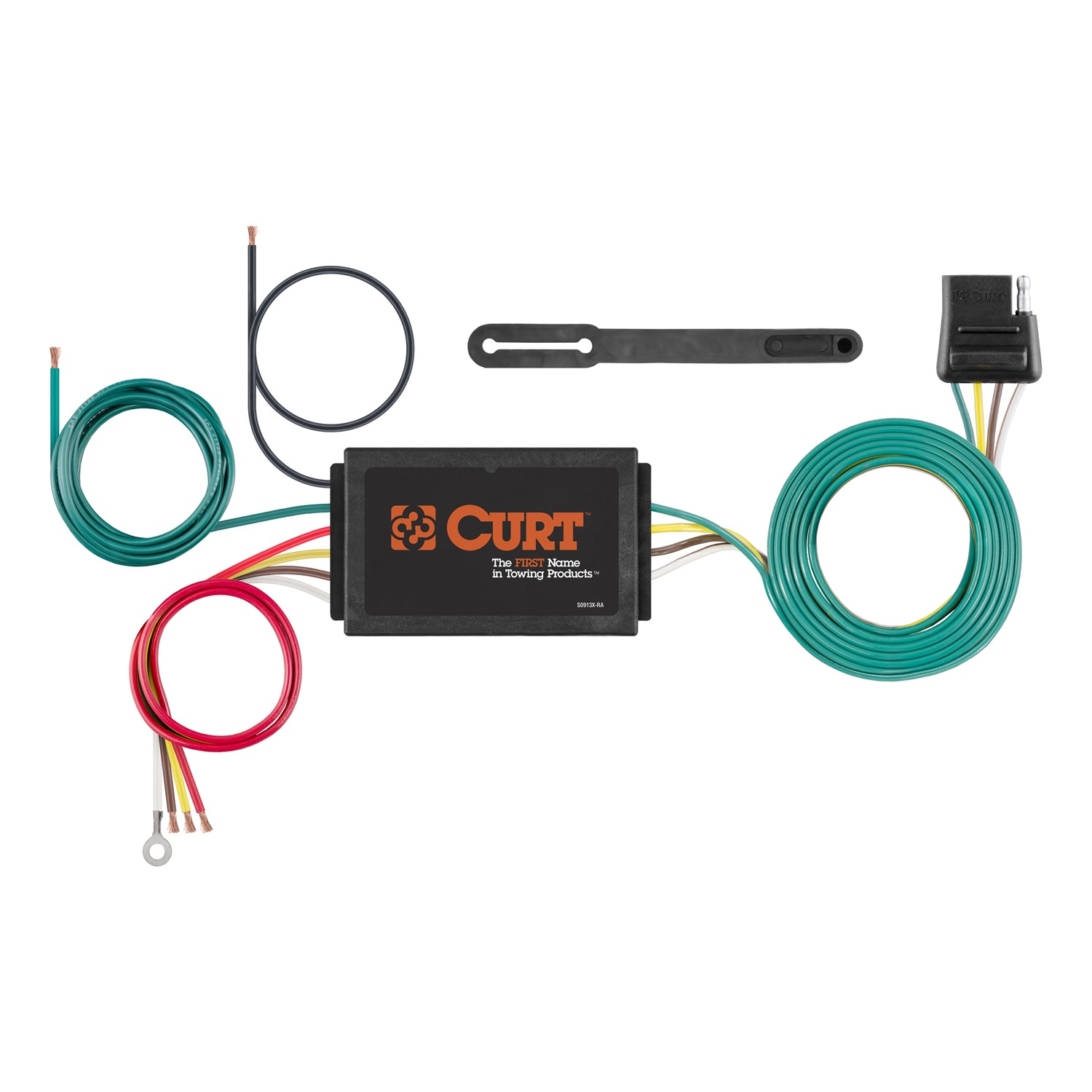curt trailer hitch amp vehicle wiring harness fits 02 08 jaguar curt trailer hitch amp vehicle wiring harness fits