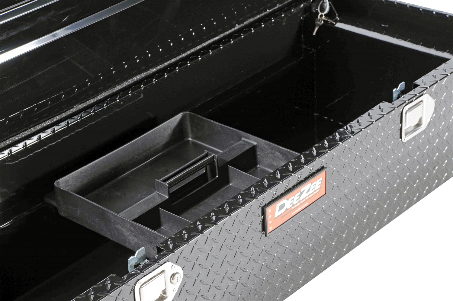 Tool box for gmc truck