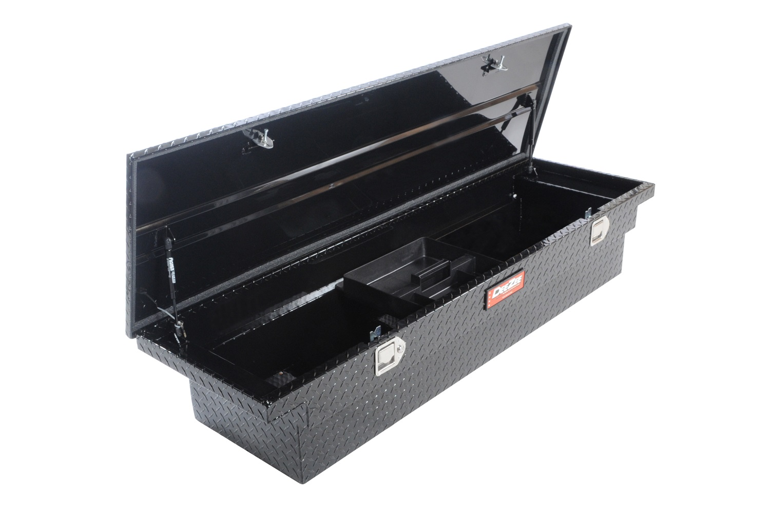 Daws Truck Bed Side Rail Tool Box