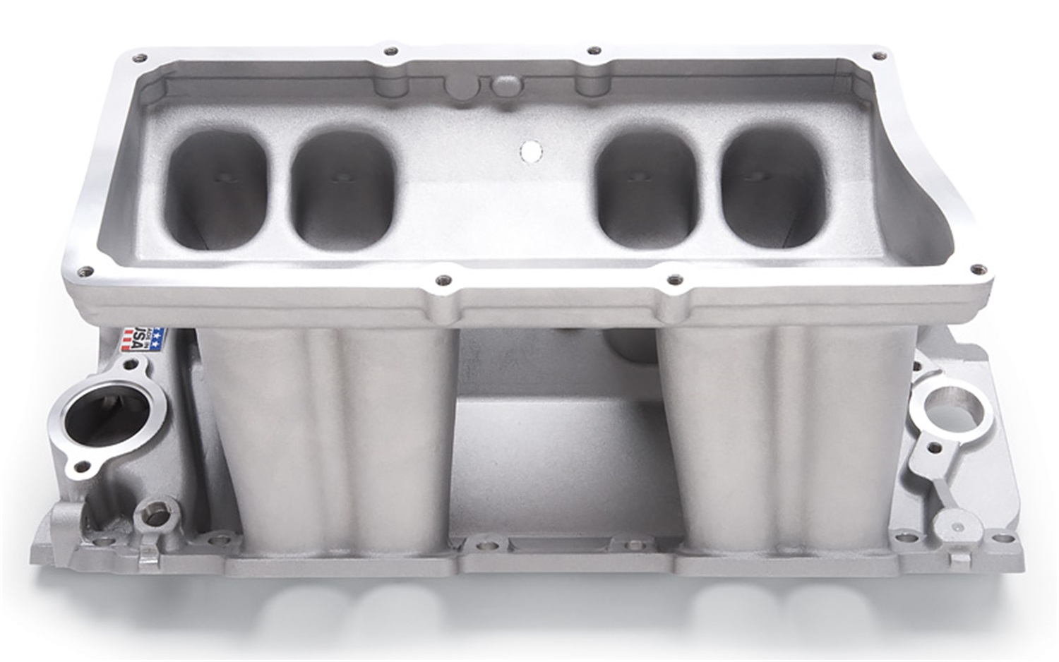 EDELBROCK 7085 Victor Tunnel Ram  Base Only  For Carbureted Applications  Big Block Chevy at Sears.com