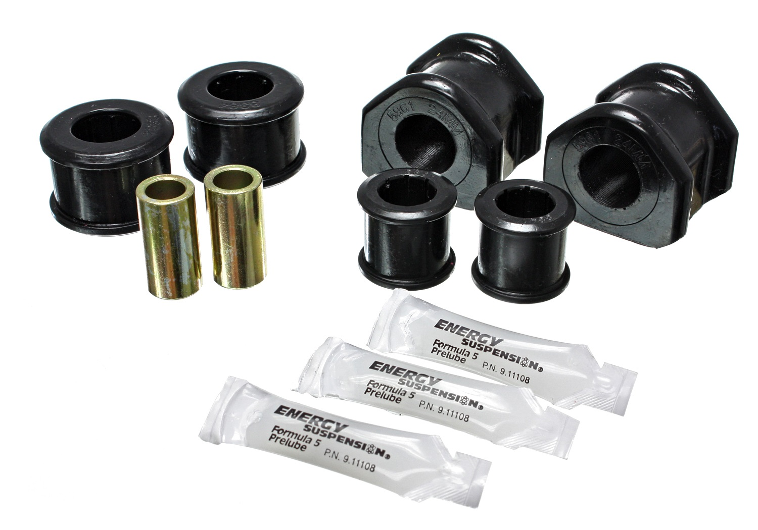New Energy Suspension Sway Bar Bushing Set 11 13 Mustang