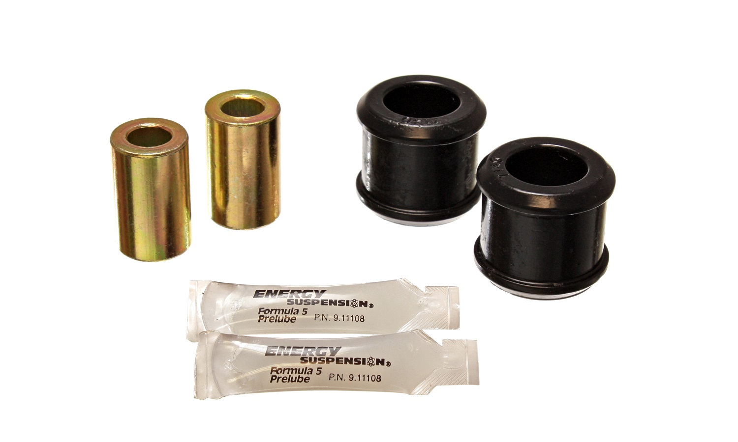 Energy Suspension Suspension 5.7116G Track Rod Bushing Set  Black  Front  Performance Polyurethane at Sears.com