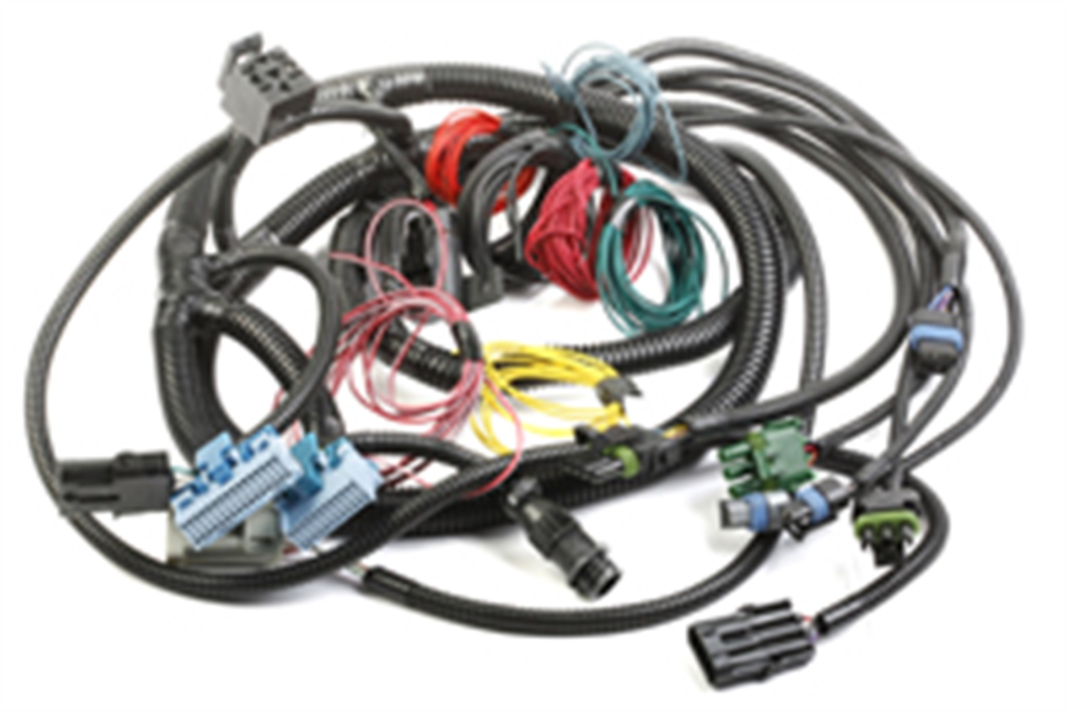holley performance 534 146 commander 950 wiring harness ebay