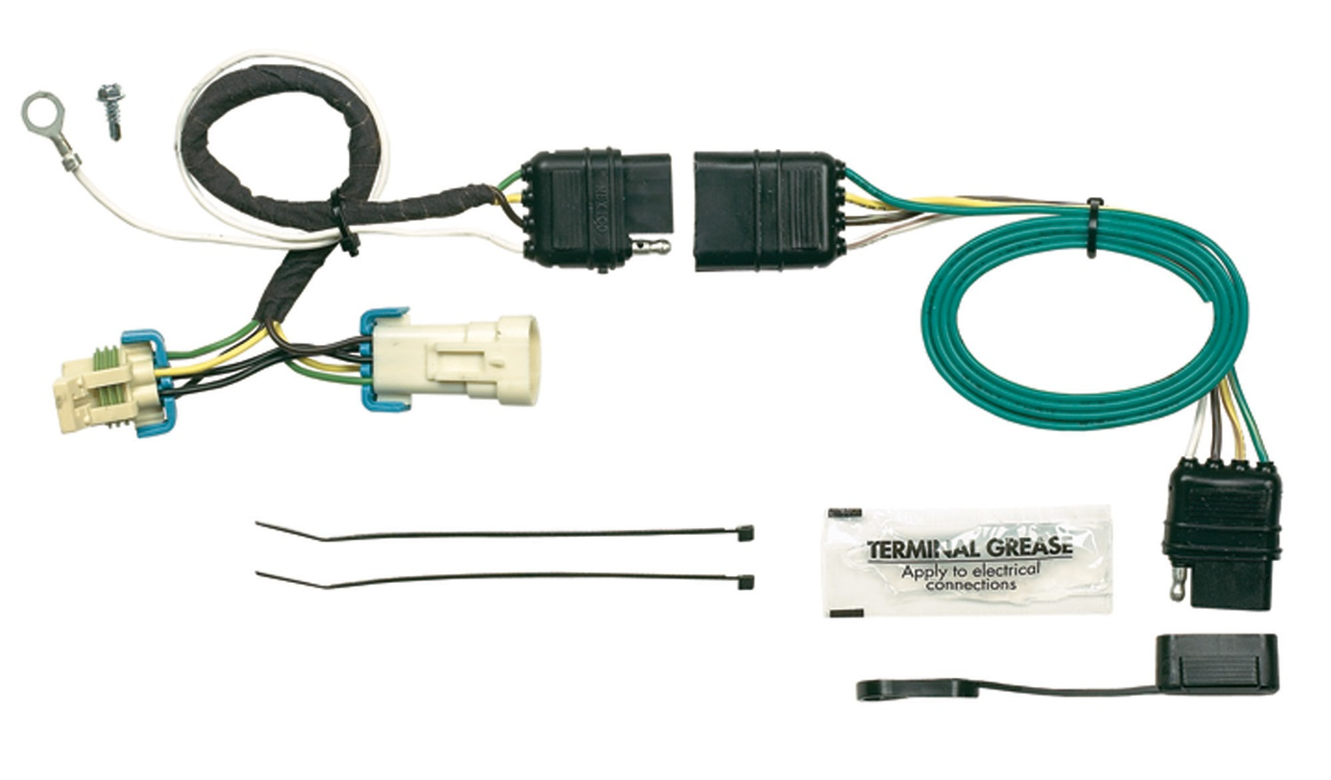 New Hopkins Towing Solution Trailer Wire Connector Gmc