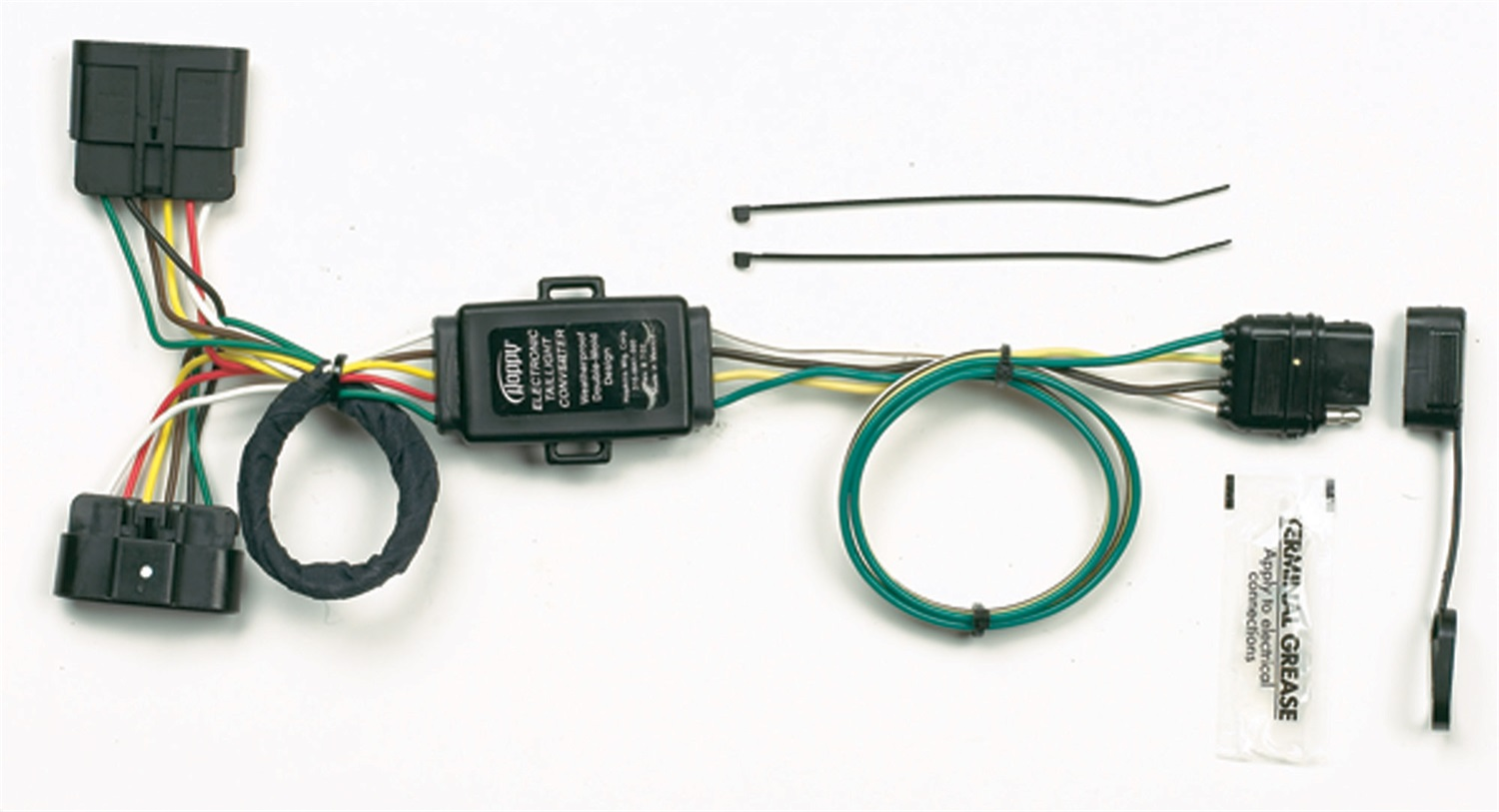 Trailer Wiring Harness For Chevy Colorado : Hopkins towing solution trailer wire connector gmc canyon