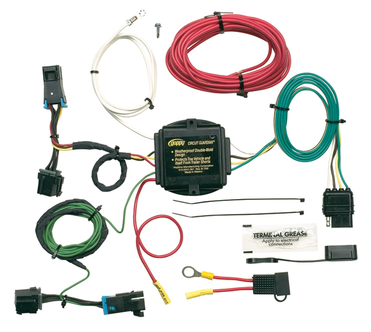 towing solution 41345 in simple vehicle to trailer wiring harness ebay
