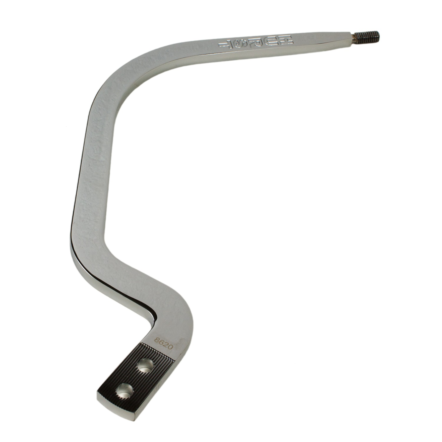 Marvelous photograph of Hurst 5388620 Bench Seat Manual Upper Stick; Long; Chromed Steel  with #282420 color and 1500x1500 pixels