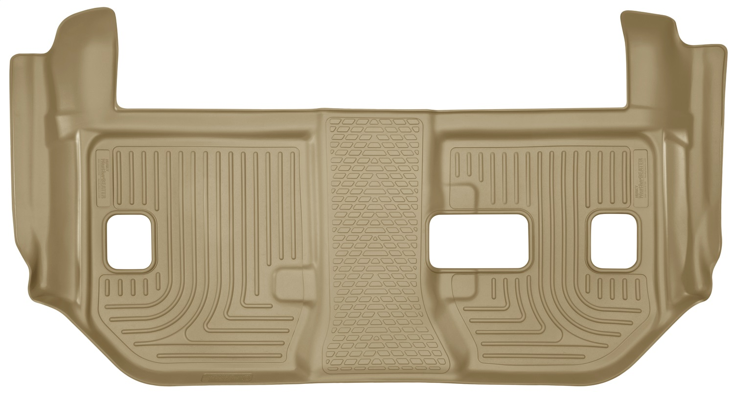 Husky Liners Liners 19293 WeatherBeater Floor Liner  Tan  1 pc.  Fits Vehicles w/2nd Row Bench Seating  Does Not Include Installation Kit at Sears.com