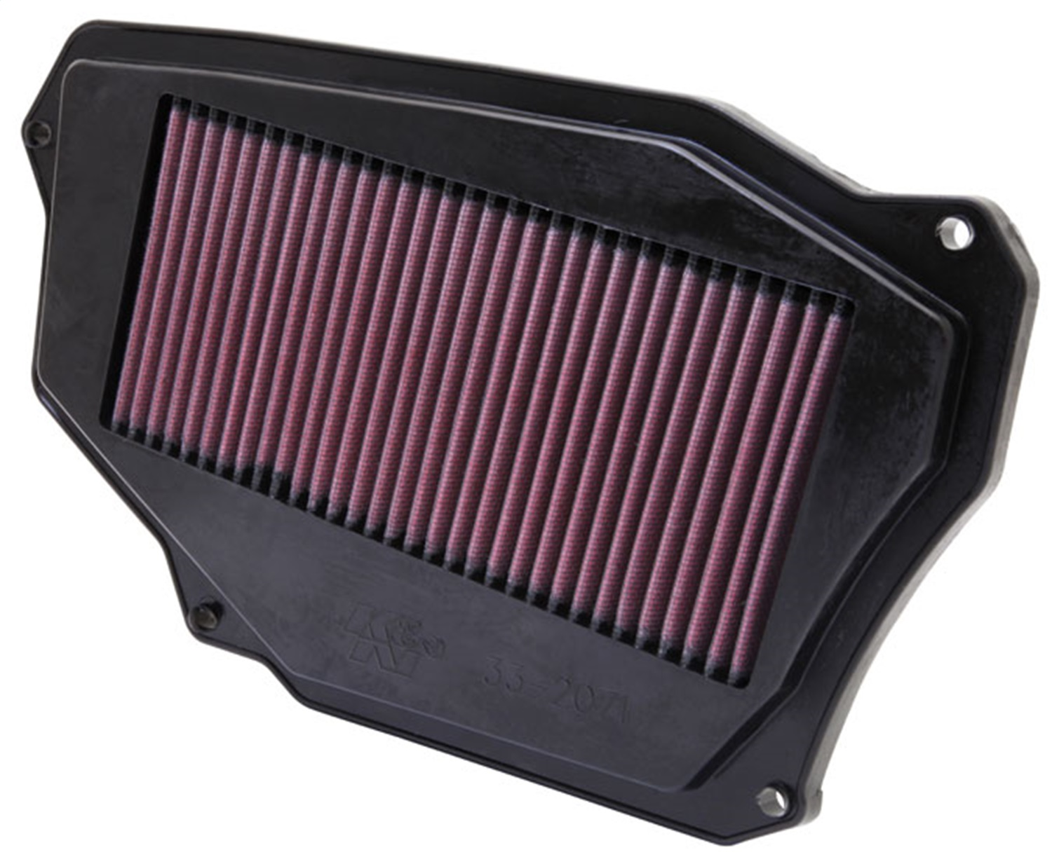K&N Filters 33-2071 Air Filter Fits 94-99 Accord CL Oasis Odyssey 33-2071