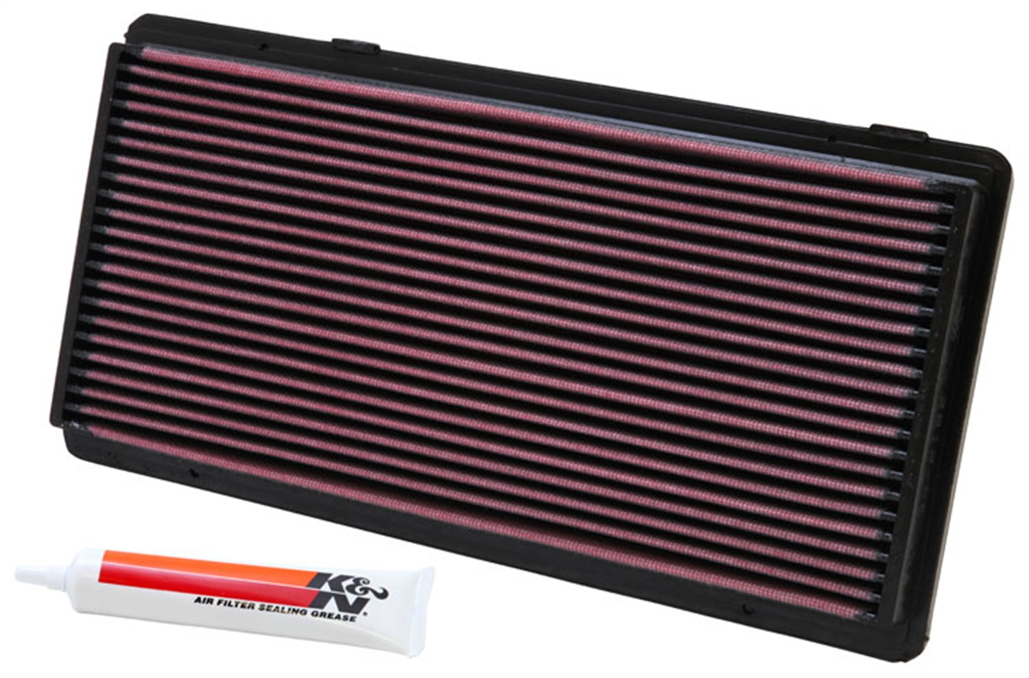 K&N Filters 33-2122 Air Filter Fits 96-01 Cherokee Cherokee (XJ) 33-2122