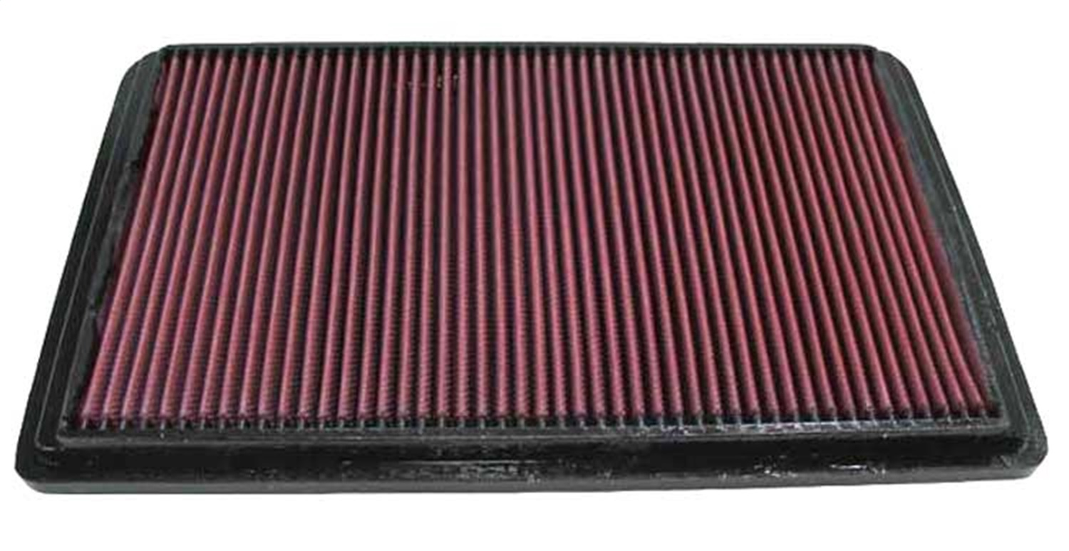 K&N Filters 33-2164 Air Filter Fits 01-07 Montero 33-2164