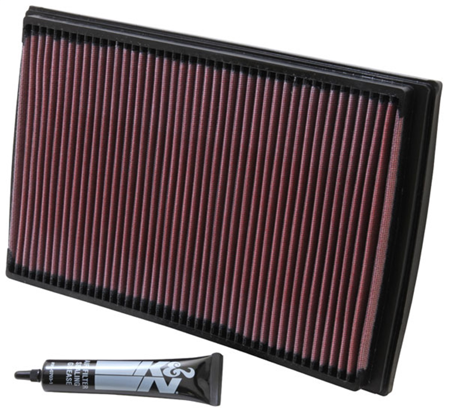K&N Filters 33-2176 Air Filter Fits 01-08 S60 S80 V70 XC70 33-2176