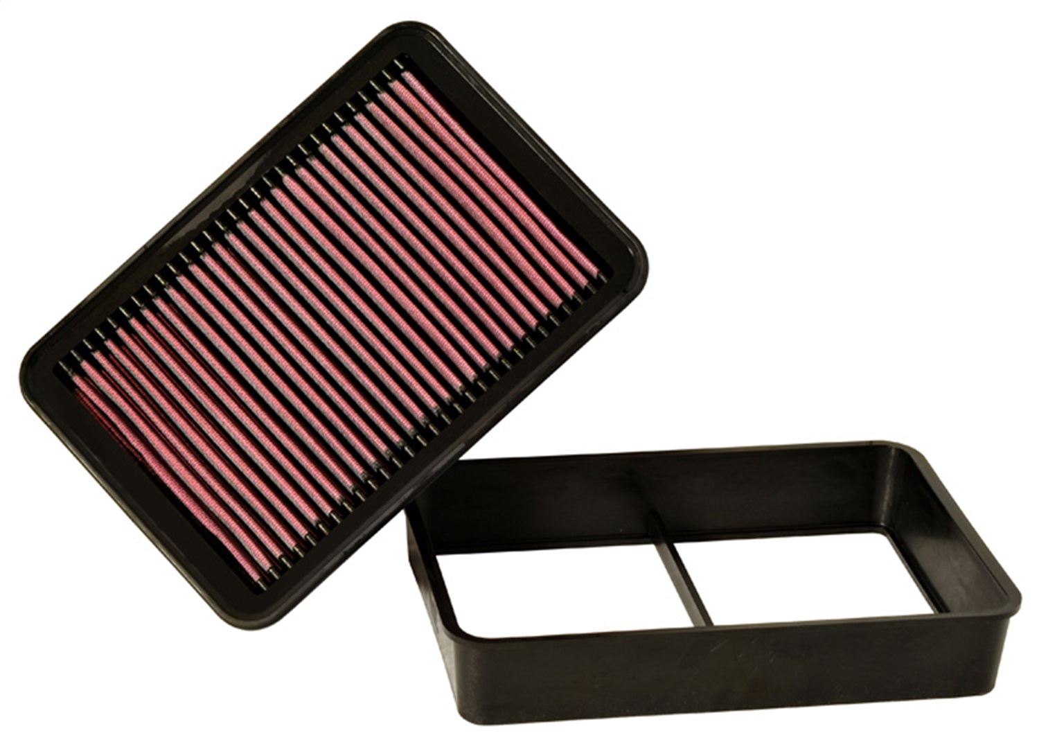 K&N Filters 33-2392 Air Filter Fits 07-14 Lancer Outlander Outlander Sport RVR 33-2392