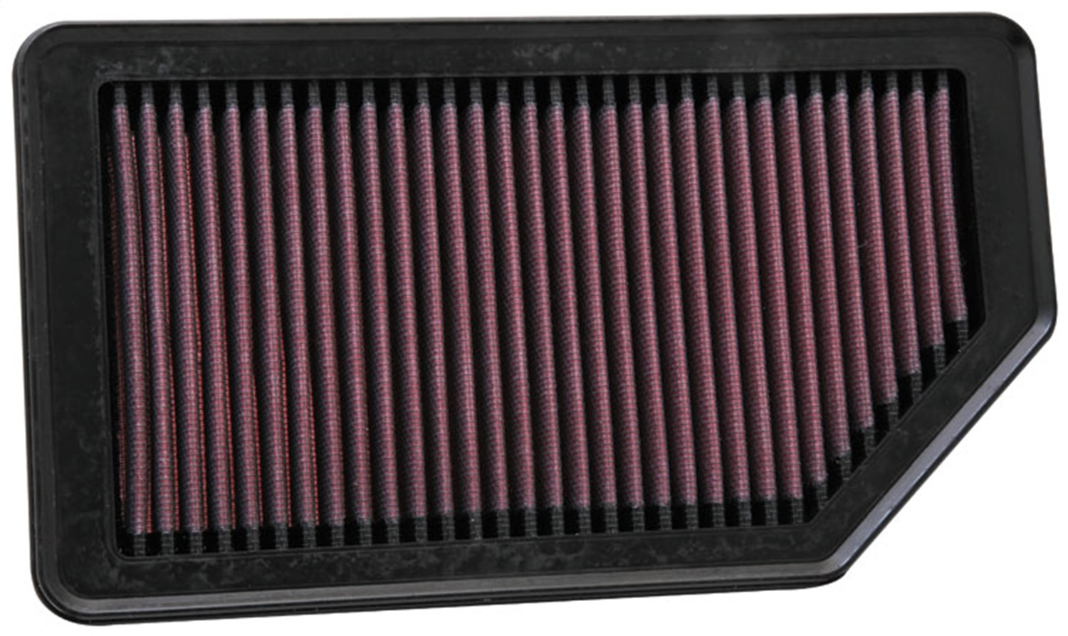 K&N Filters 33-2472 Air Filter Fits 11-15 Accent Rio Soul Veloster 33-2472