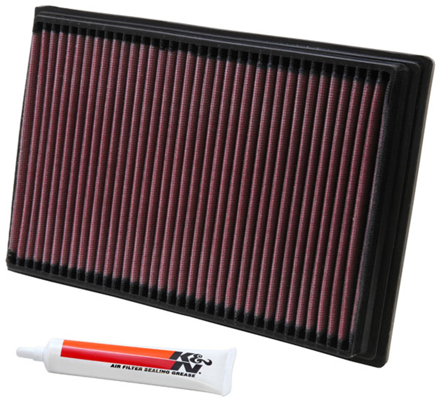 K&N Filters 33-2649 Air Filter Fits 04-07 CTS 33-2649