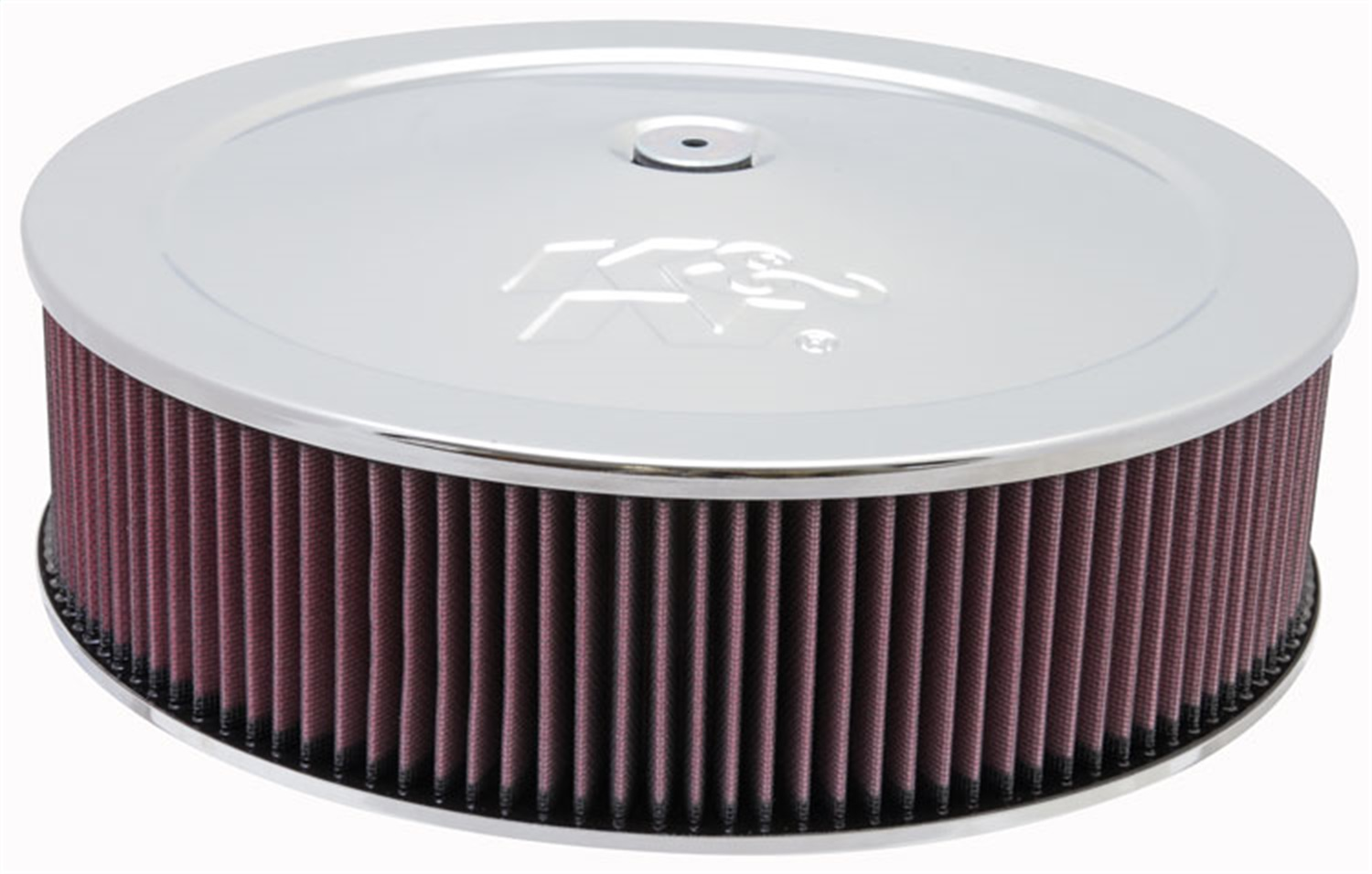 K&N Filters 60-1260 Custom Air Cleaner Assembly 60-1260