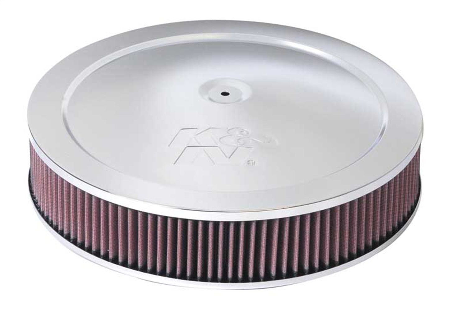 K&N Filters 60-1280 Custom Air Cleaner Assembly 60-1280