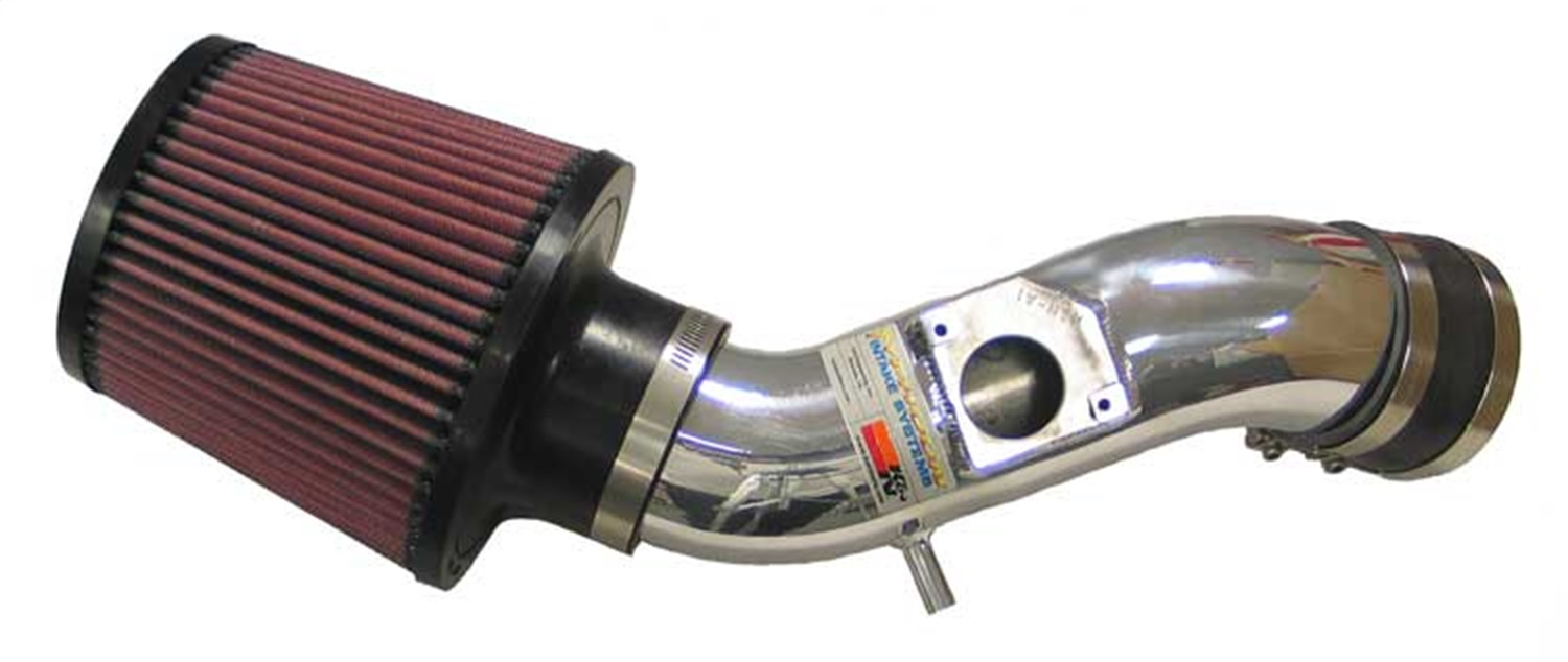K&N Filters 69-8751TP Typhoon; Cold Air Intake Filter Assembly Fits Corolla 69-8751TP