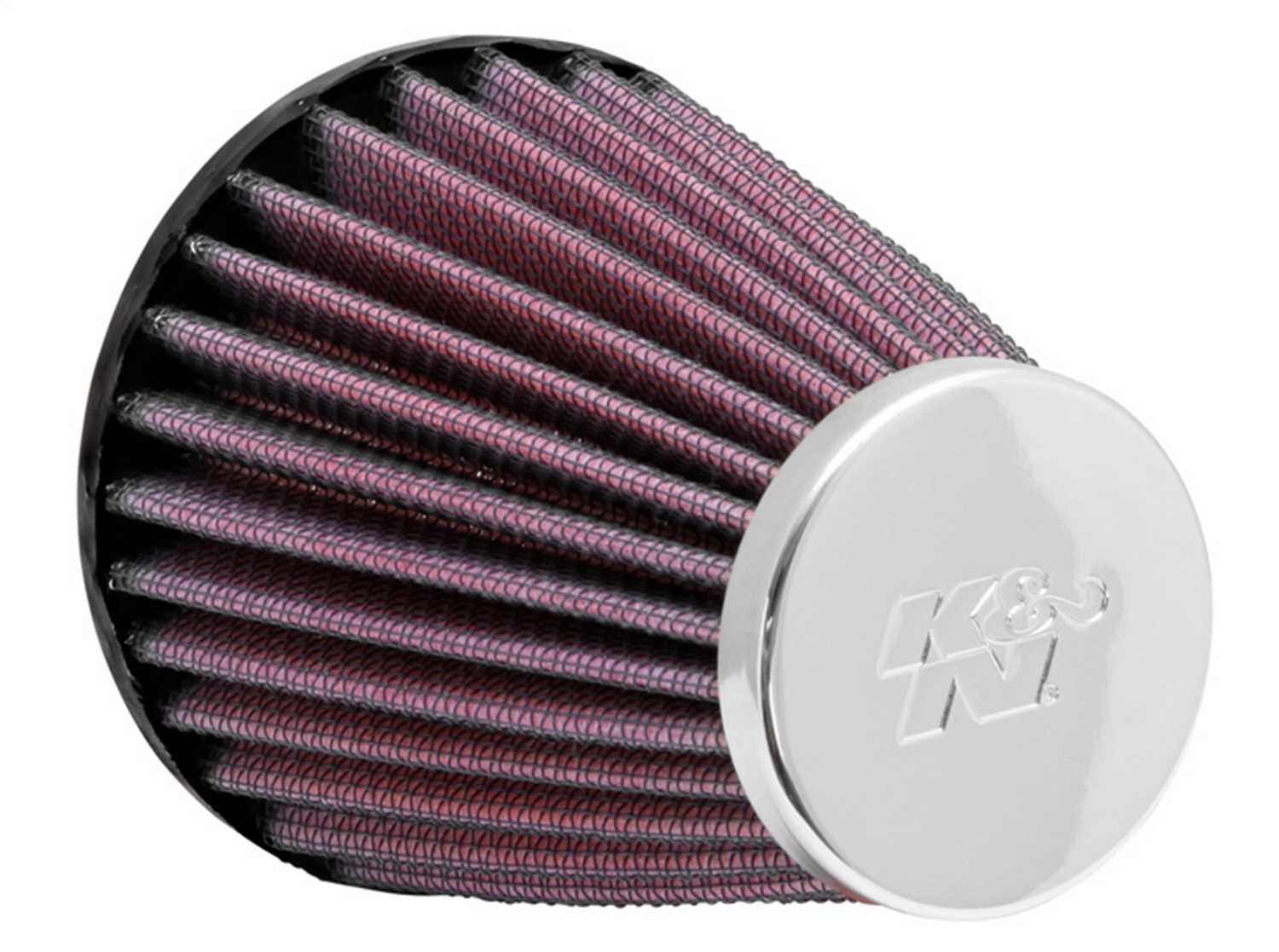 K & N Engineering Universal Round-Tapered Air Filter RC-1200 2 1/16 52.5MM 294328131