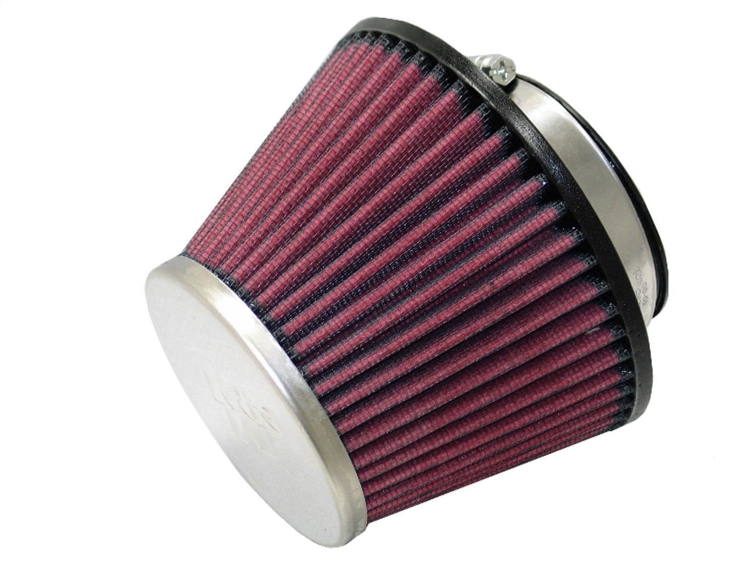 K&N Filters RC-9830 Universal Chrome Air Filter RC-9830