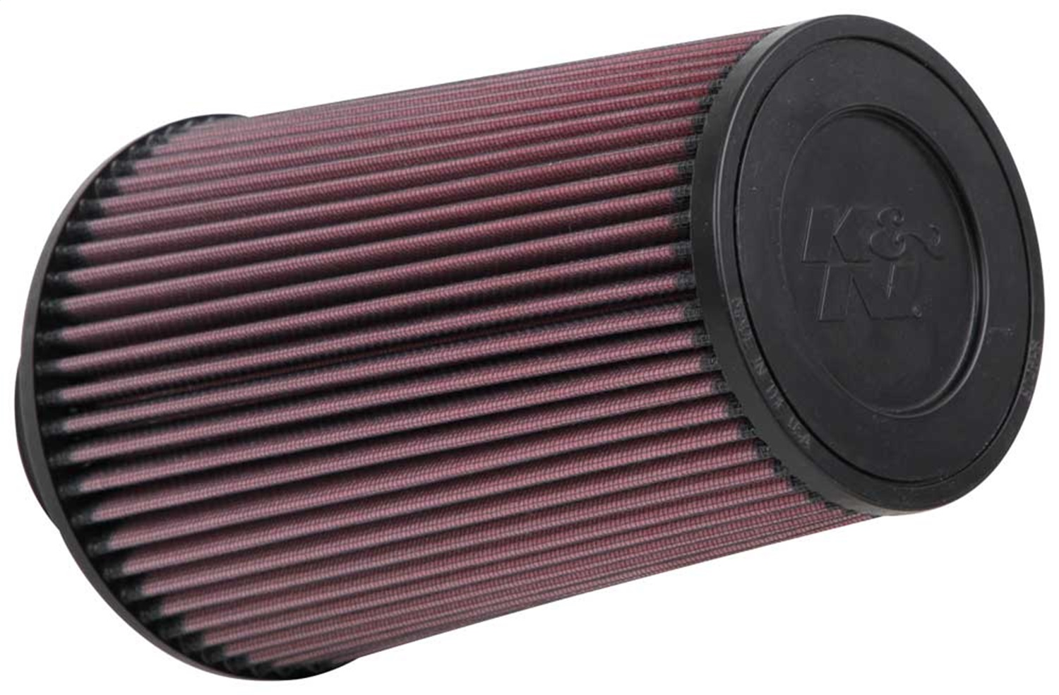 K&N Filters Re-0810 Universal Air Cleaner Assembly RE-0810