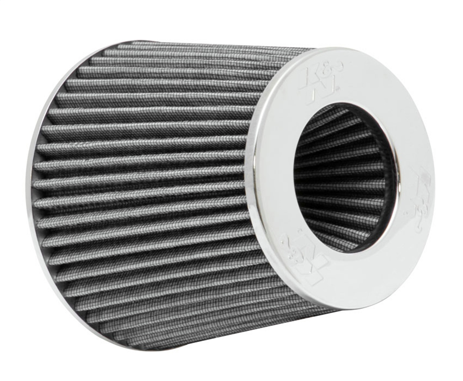 K & N Filters RG-1001WT Universal Chrome Air Filter 247593792