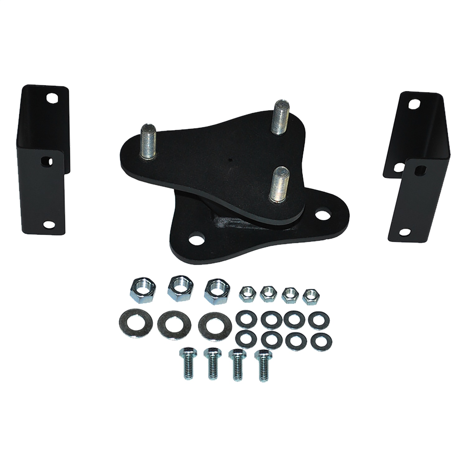 MBRP Exhaust 131042 Spare Tire Bracket Kit 97-06 TJ Wrangler (TJ) at Sears.com