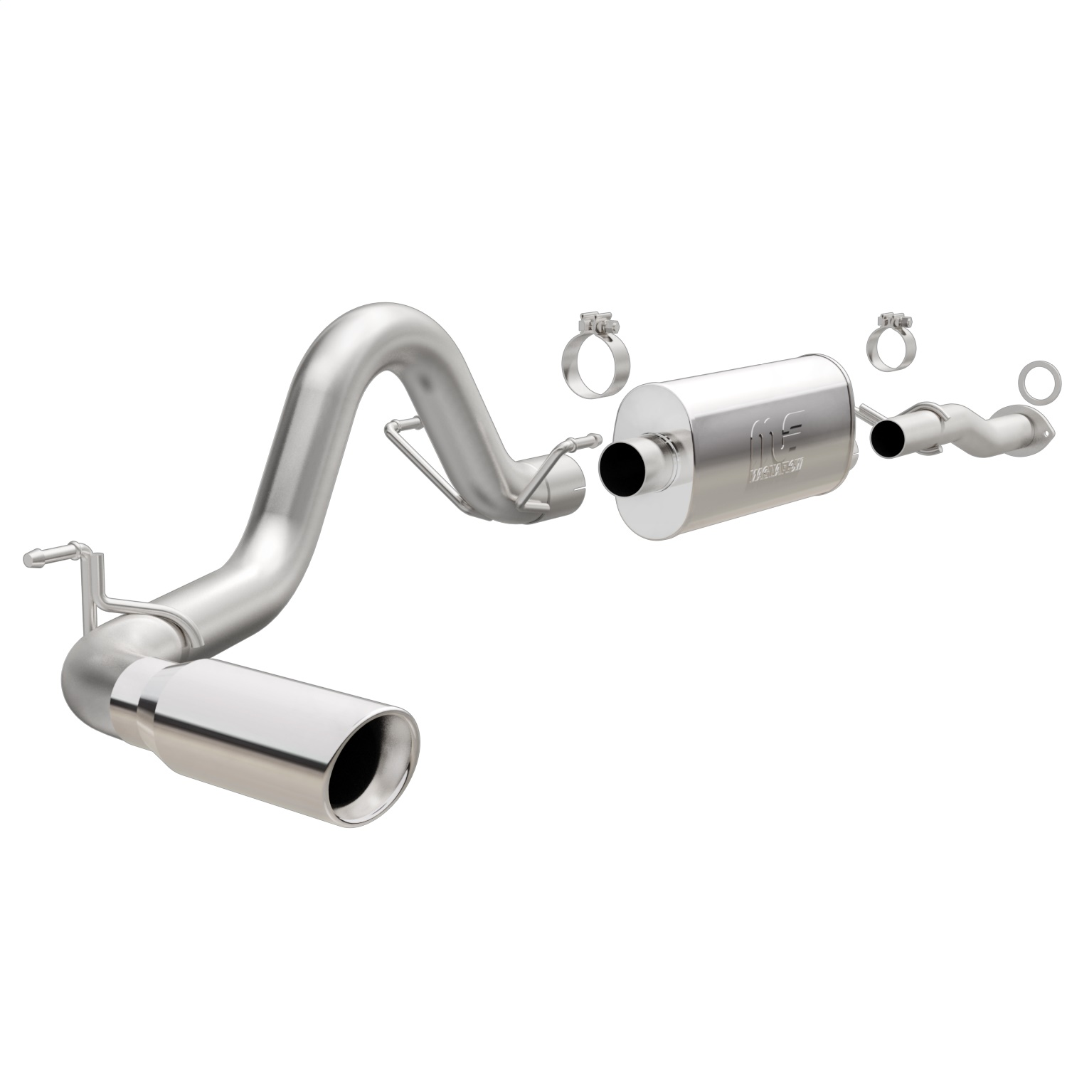 Magnaflow Performance Exhaust 19291 MF Series Performance Cat-Back Exhaust System