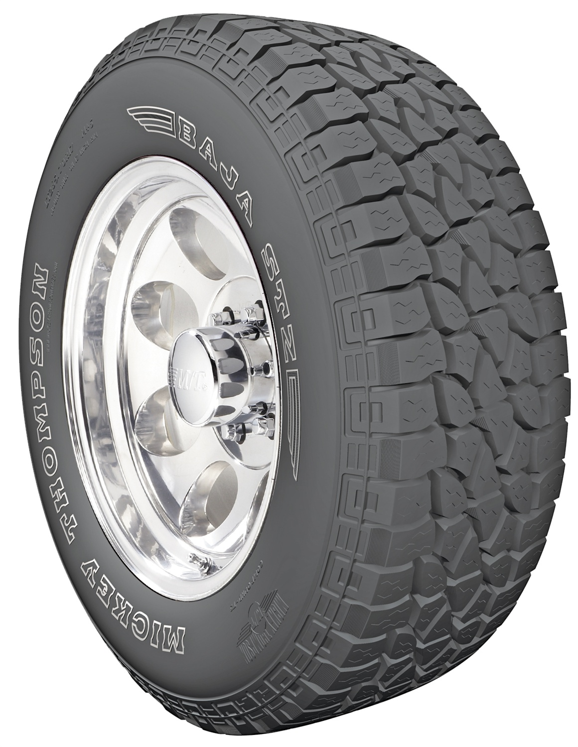 mickey thompson 90000001491 baja stz tire size lt315 70r17 With mickey thompson tire letters
