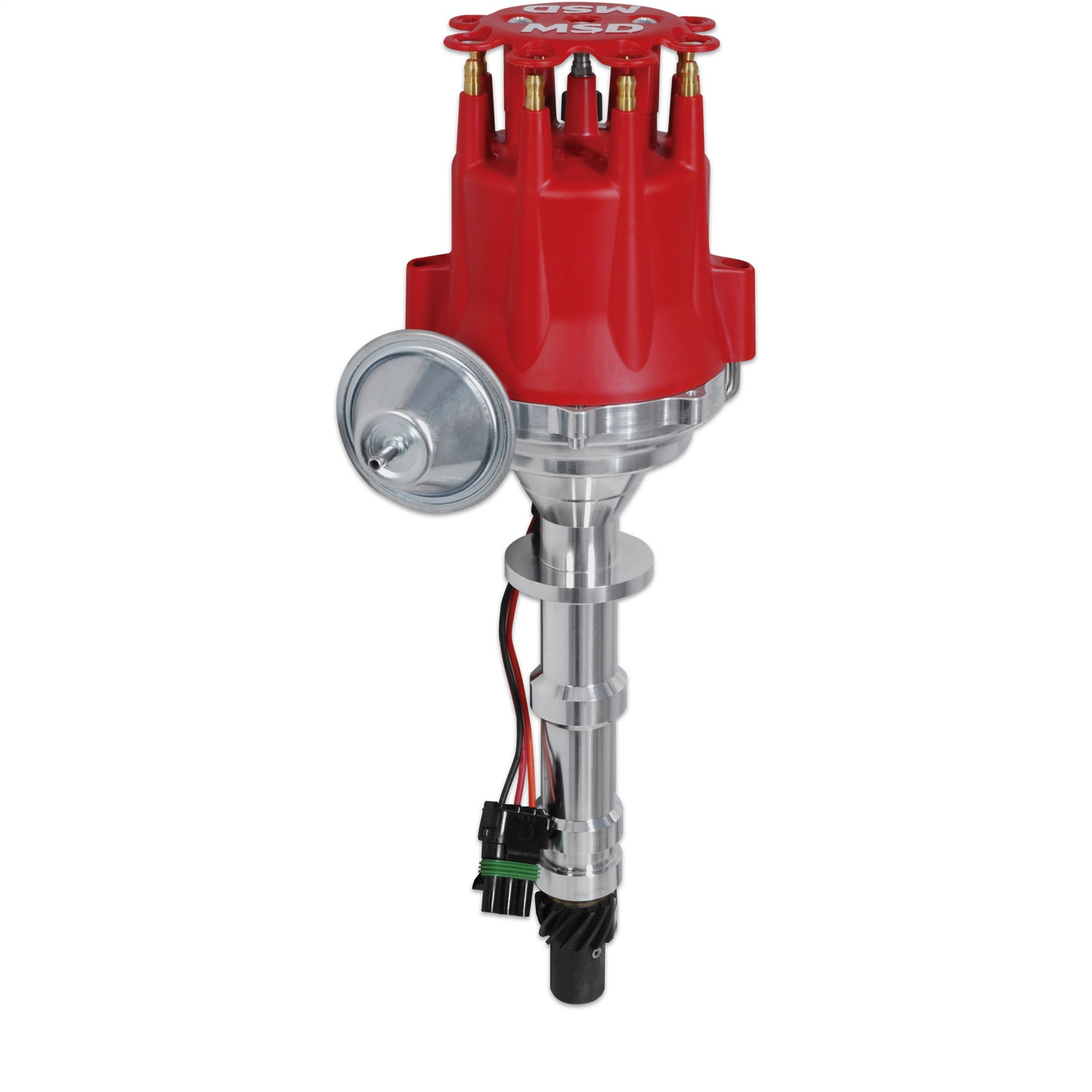 MSD Ignition 8393 Ready-To-Run Distributor