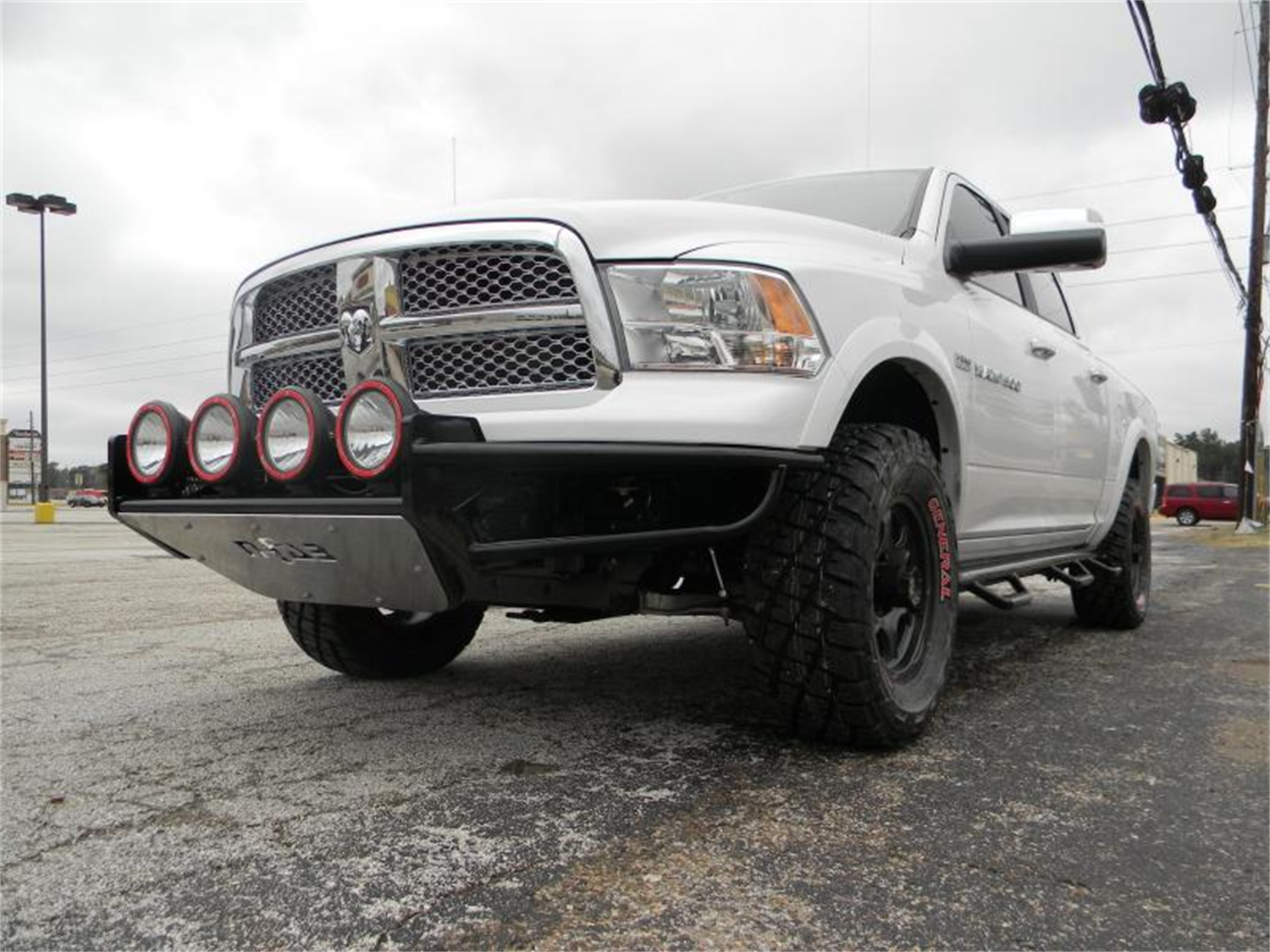 N Fab Bumpers : N fab d rsp replacement front bumper multi mount