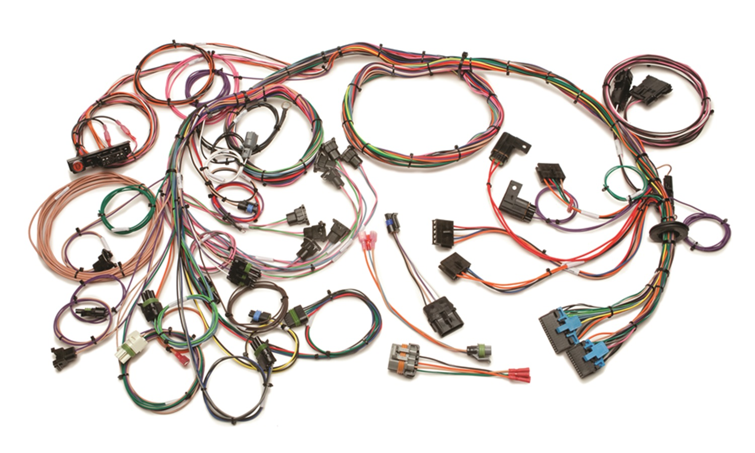 painless wiring 60202 gm tpi fuel injection harness fits ... lt1 fuel injection wiring harness 89 corvette fuel injection wiring harness