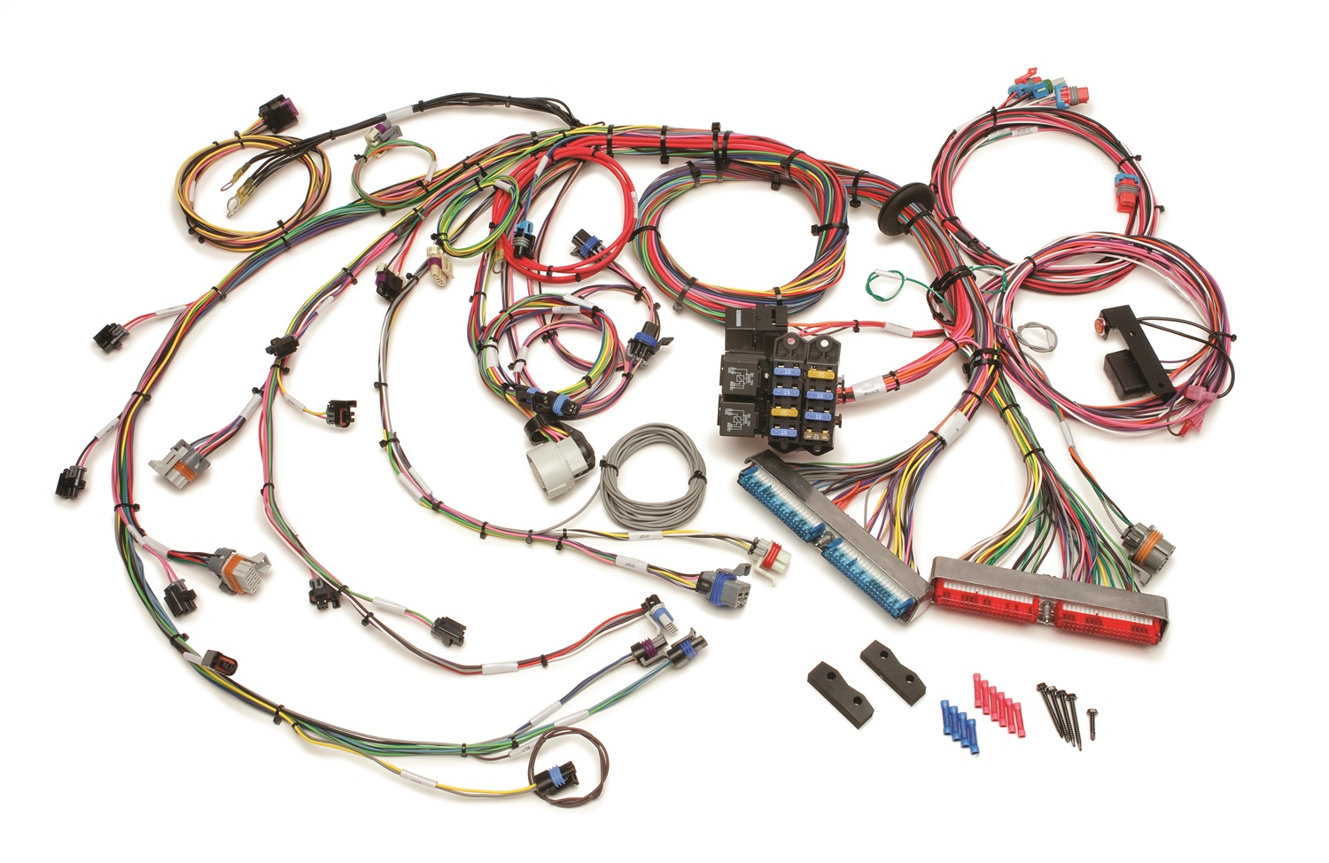 howell fuel injection wiring harness gm fuel injection wiring harness painless wiring 60217 gm gen iii fuel injection harness