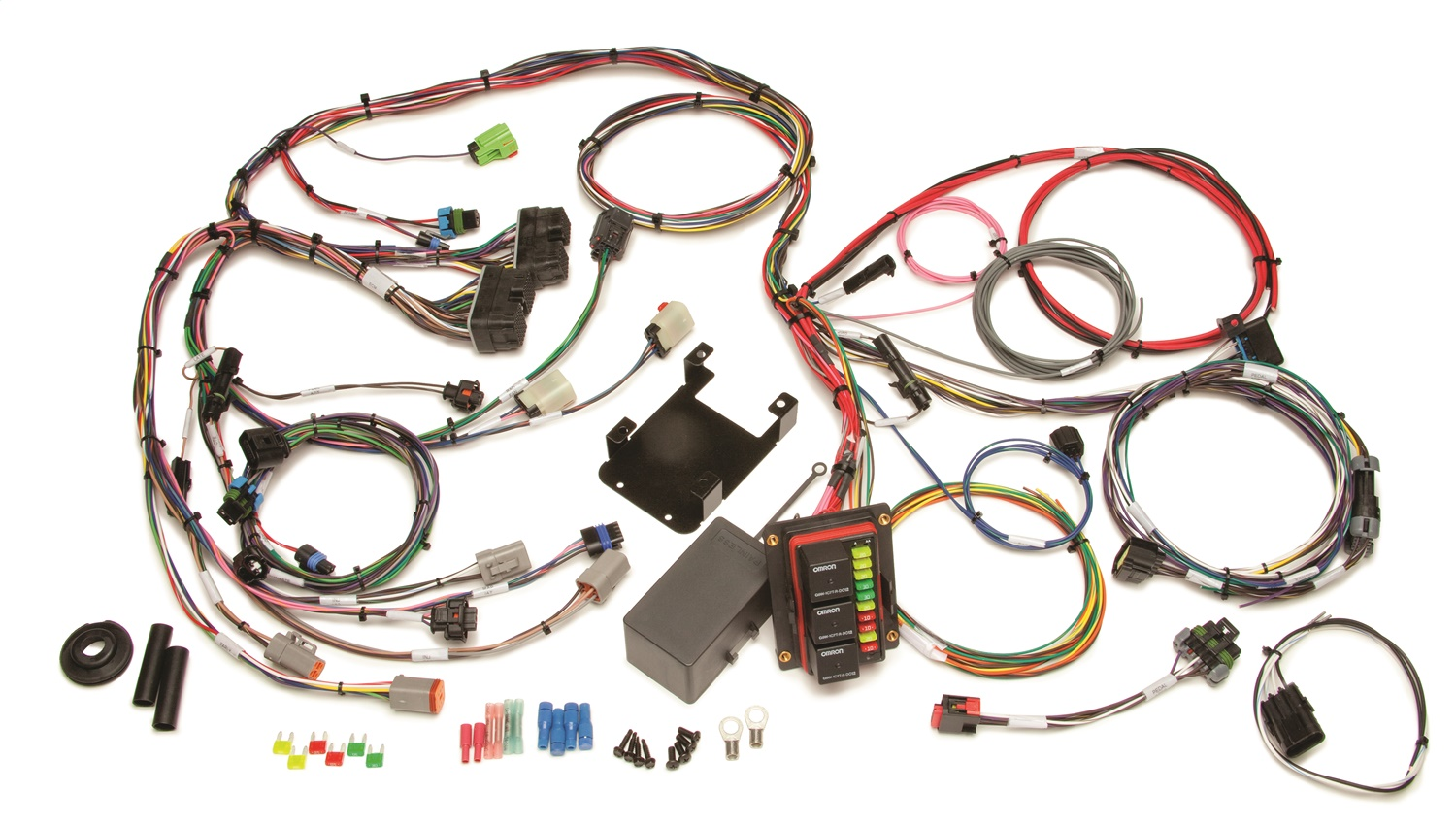 painless wiring 60250 cummins diesel engine harness fits. Black Bedroom Furniture Sets. Home Design Ideas