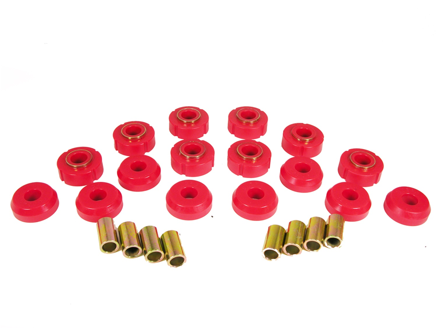 Prothane 9-101 Body Mount Kit  Red  16 pc. at Sears.com