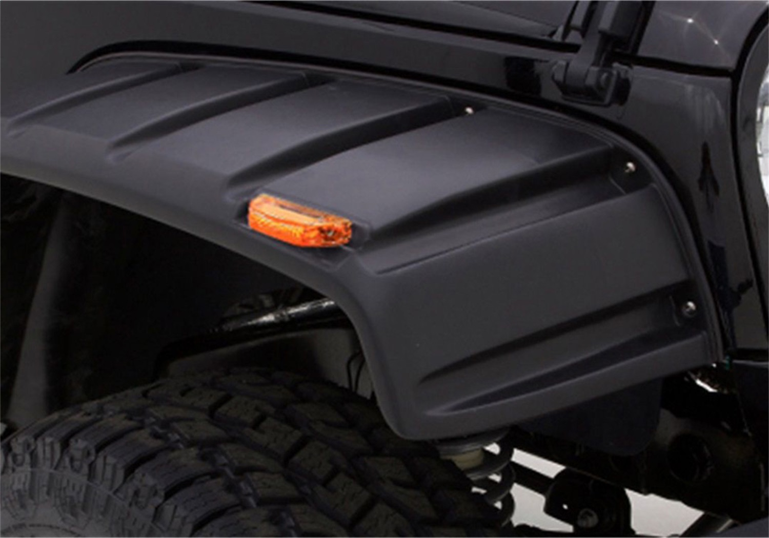 Rampage Fender Flare | Exterior Accessories | Truckmonkey.com ...