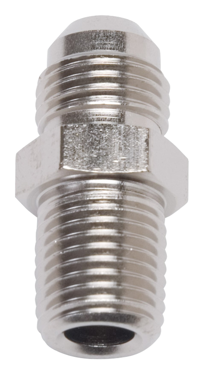 Russell adapter fitting flare to pipe straight ebay