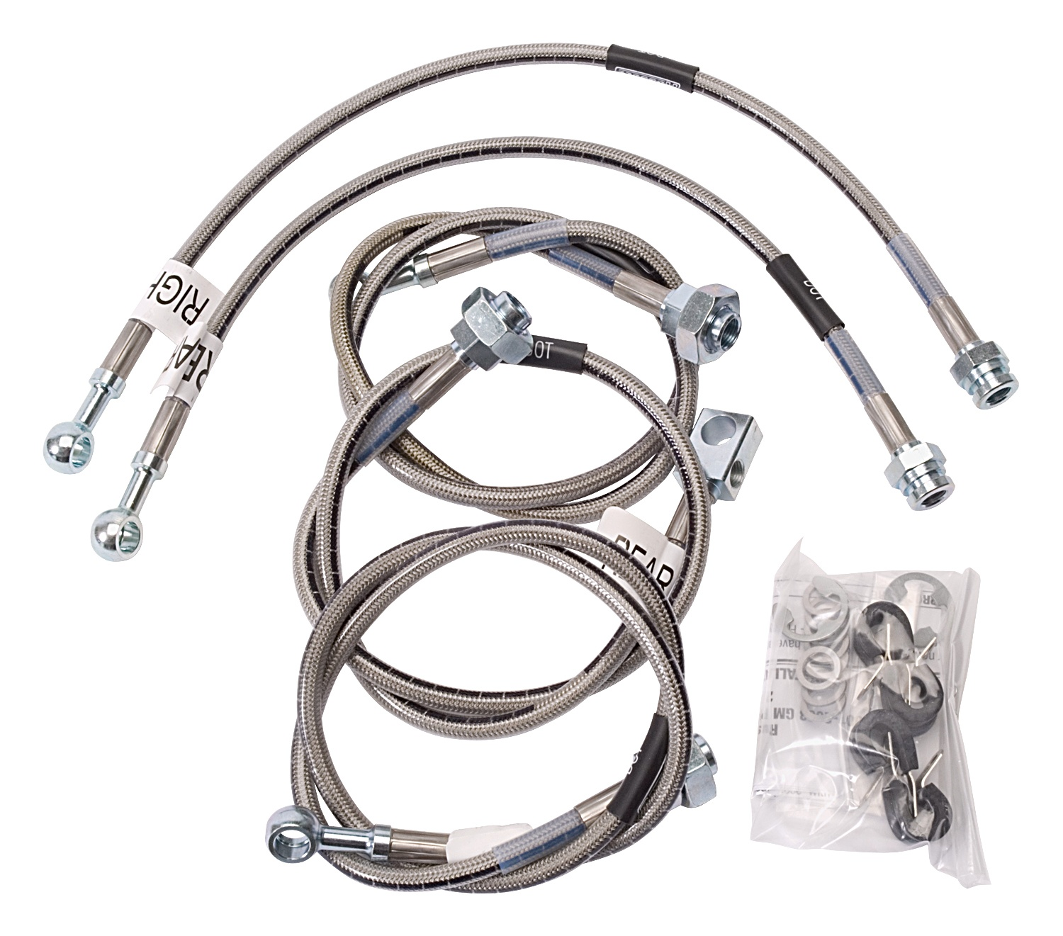 ... Legal Brake Line Assembly Hose Kit GMC Sierra 3500 2500 HD id | eBay