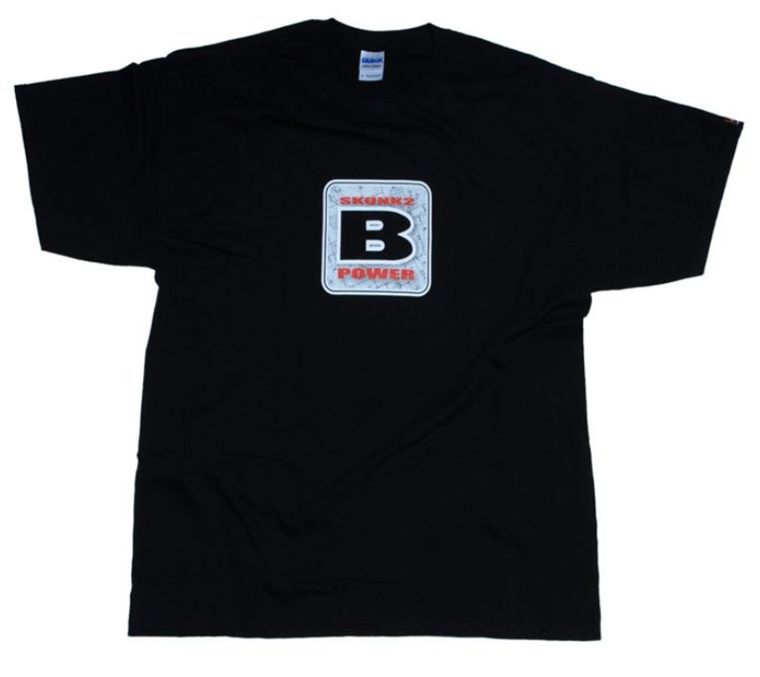 """B-Power"" Tee (Black) - 2XL"