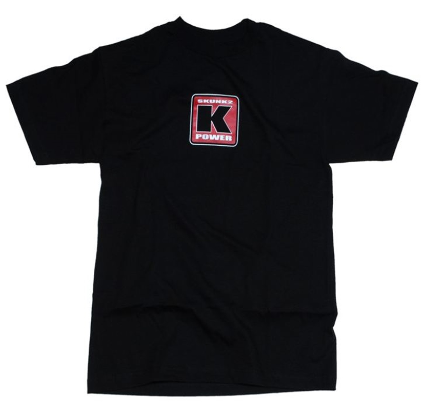 """K-Power"" Tee (Black) - S"