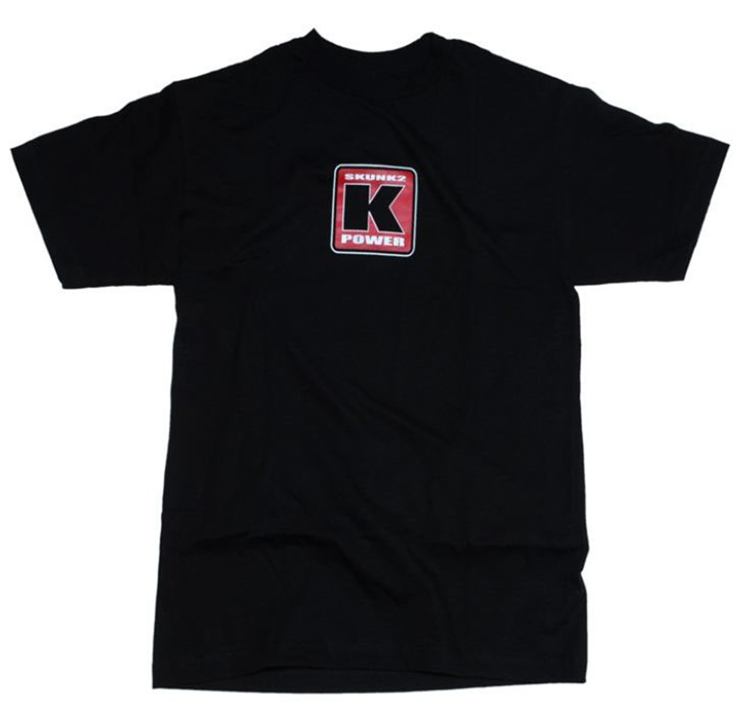 """K-Power"" Tee (Black) - L"