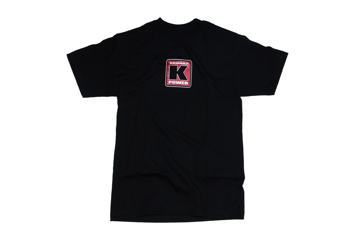 """K-Power"" Tee (Black) - XL"