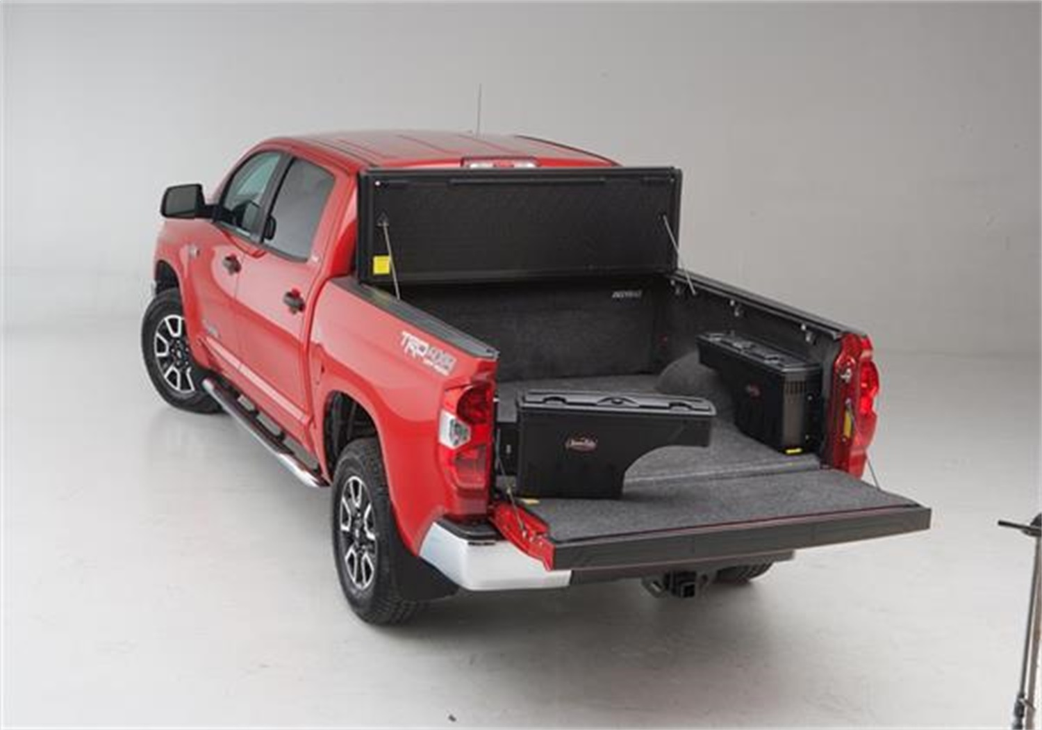Undercover tonneau sc200d swing case truck bed storage box - Pickup bed storage boxes ...