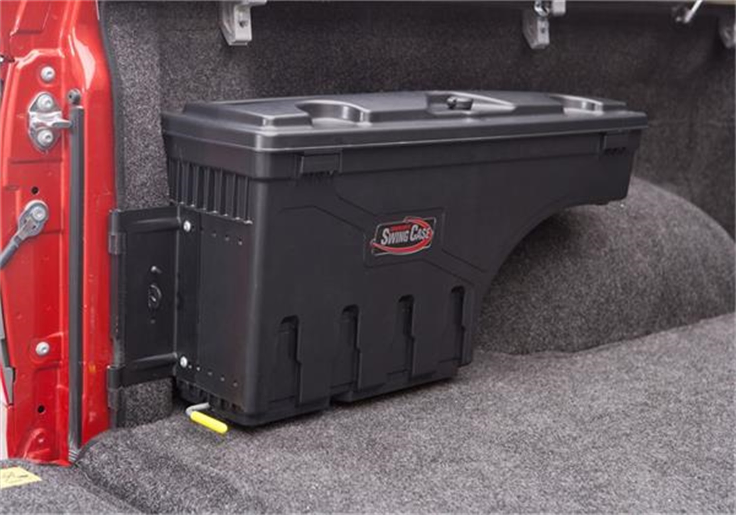 New Undercover Tonneau Undercover Swing Case Storage Box
