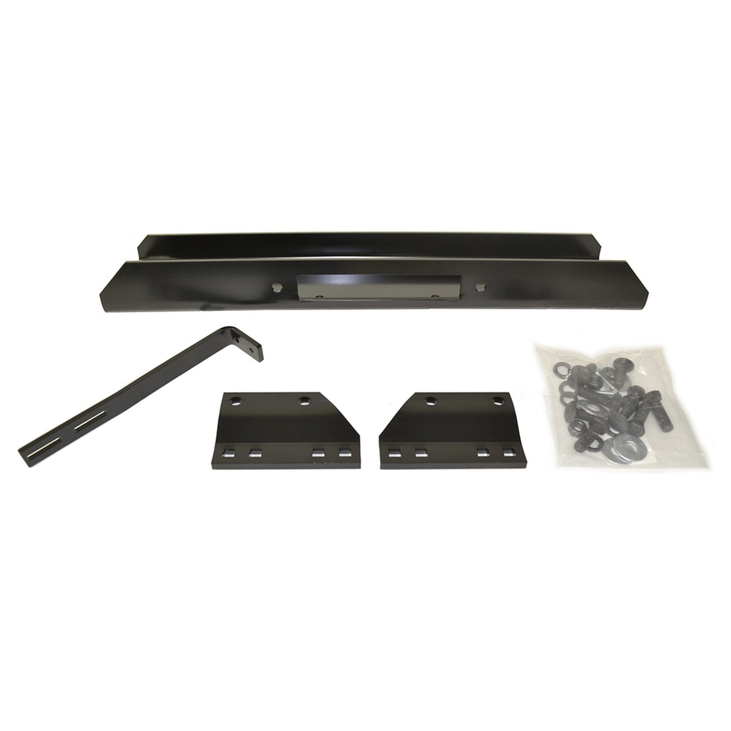 Warn 21390 Winch Mounting Plate 87-95 Wrangler (YJ) at Sears.com