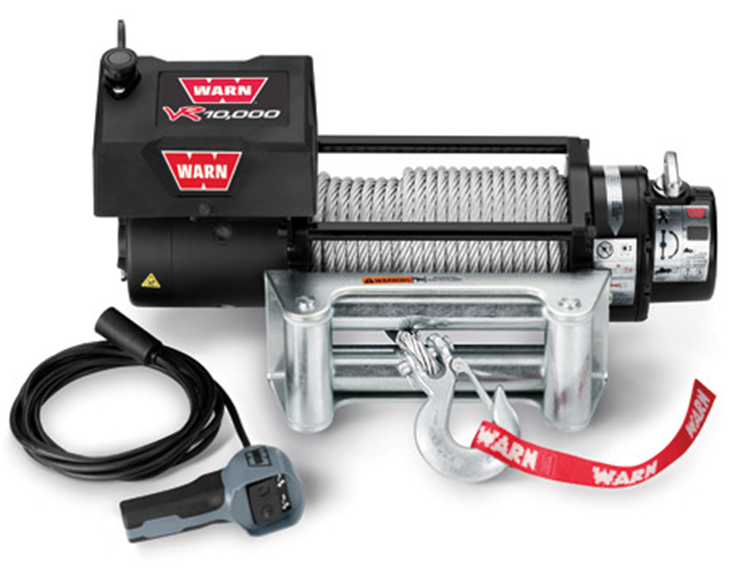 Warn 86255 VR10000; Self-Recovery Winch at Sears.com