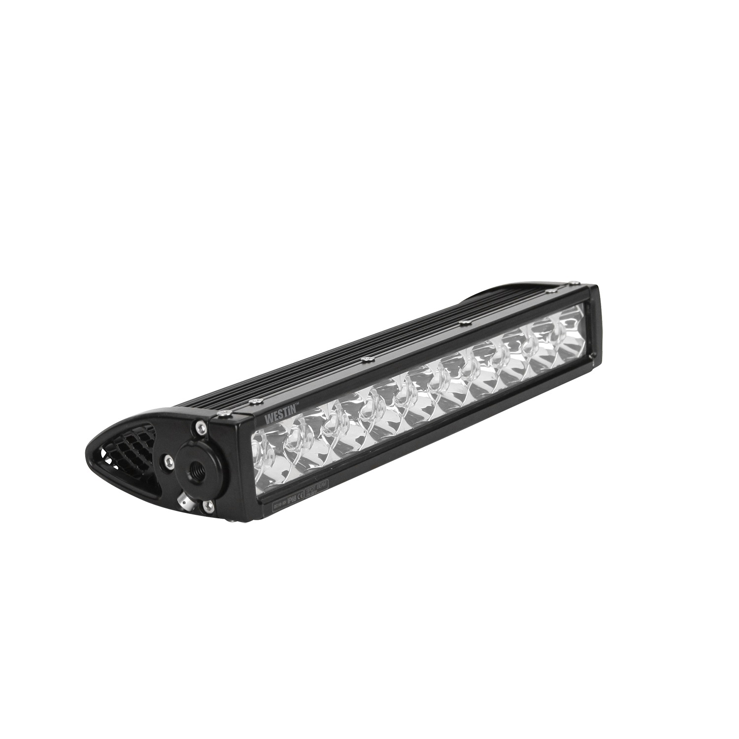 Westin 09-12231-10F LED Light Bar  High Performance  Single Row 10 in.  Flood  w/5W Cree  Incl. Light/Mounting Hardware/Wire Harness w at Sears.com