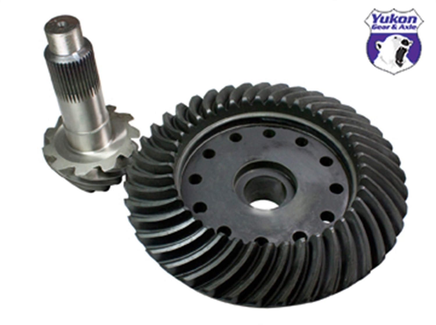 Ring And Pinion Gear Set 3.73 Ratio - Dana S110 - 304915 ...